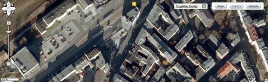 zdjecie-satelitarne-sosnowca