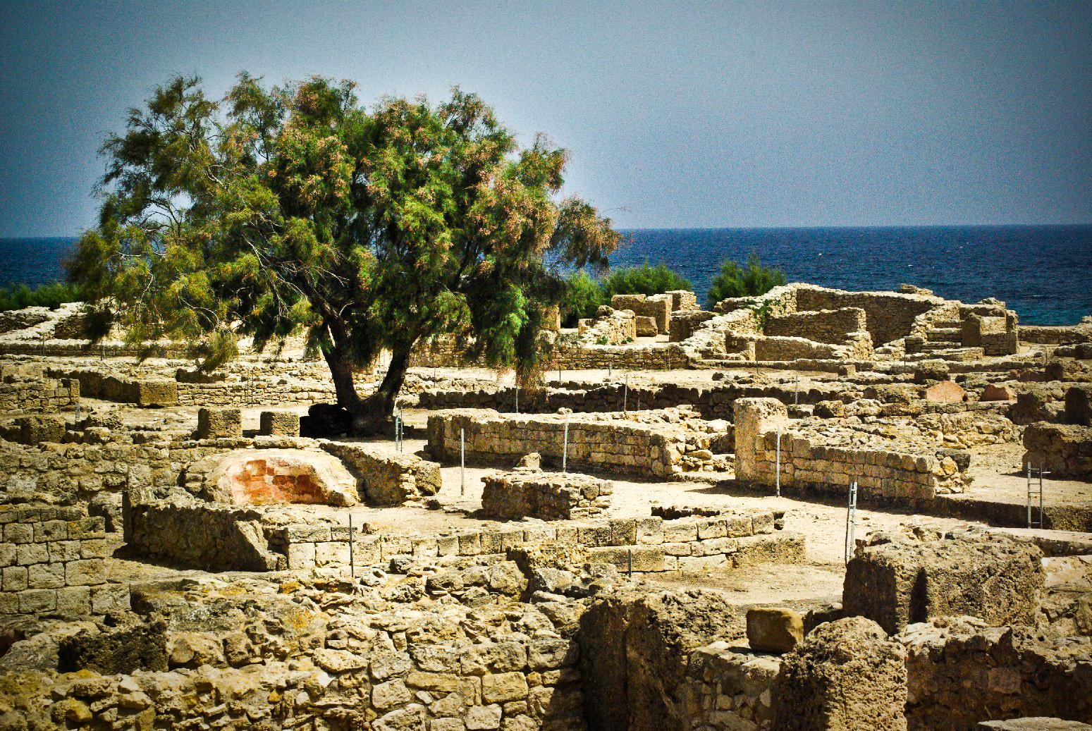 ruiny Kerkouane
