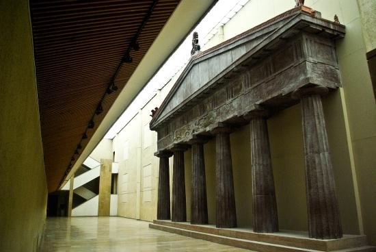 Muzeum Archeologiczne w Stambule. Robi wrażenie