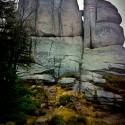 pielgrzymy skały karkonosze 1