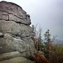 pielgrzymy skały karkonosze