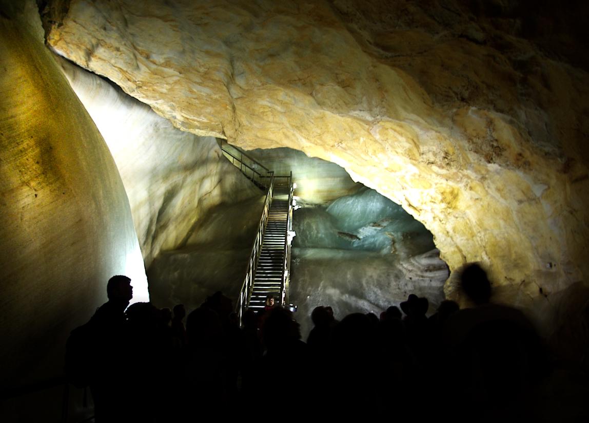 jaskinia lodowa słowacja