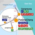 pjongczang mapa