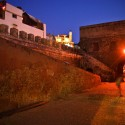 essaouira morocco night fort
