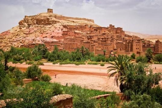 ait benhaddou maroko